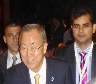 hromedia Tameem praises Ban Ki Moon at UN Leaders Summit intl. news2