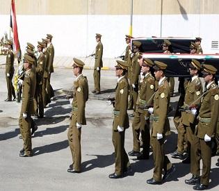 hromedia Top Syrian army general killed in Deir el-Zour battle arab uprising1