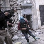 Troops kill 40 rebels near Damascus