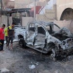 Wave of bomb blasts rock Iraqi capital, killing 30