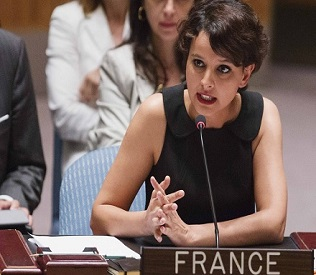hromedia Women no more unsafe in India than elsewhere French minister intl. news2