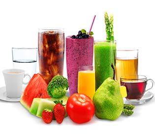 hromedia - proper diet, water intake
