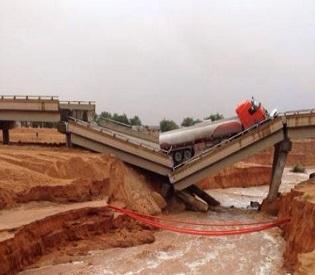 hromdia Kuwait floods officials slammed over poor infrastructure arab uprising2