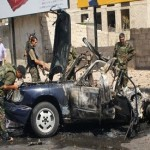 15 killed in blast in suburb west of Damascus