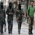 160 killed as rebels battle to break siege of Damascus suburbs