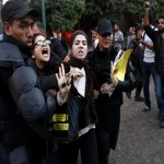 21 women in Egypt get 11 years in prison for holding protest