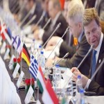 Asia Europe Meeting ASEM talks overshadowed by Philippines typhoon