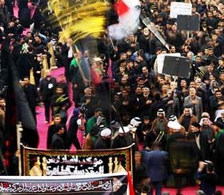 hromedia - Attacks in Iraq around religious ritual kill 22
