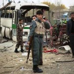 Bomber kills 6 in Afghanistan ahead US deal talks