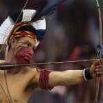 Brazil tribes face off for Indigenous Games