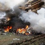 Explosions near Iranian Embassy in Beirut kill 20