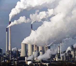 hromedia - Greenhouse gas volumes reached new high in 2012