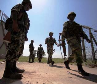 hromedia - India fears more militants as US quits Afghanistan