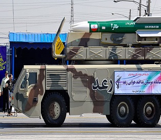 hromedia Iran opens air defence missile production plant intl. news2