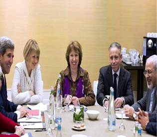 Trilateral nuclear talks productive: Deputy FM