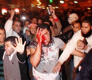 hromedia - Key events in Egypt's uprising and unrest