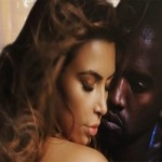 Kim Kardashian Goes Topless in New Kanye Video