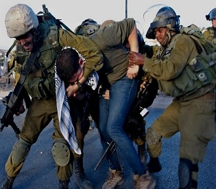 hromedia Large protests over Bedouin resettlement in Israel arab uprising2