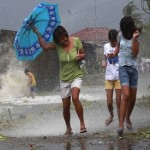 News Update: Monster Typhoon Haiyan batters Philippines with winds of 195mph