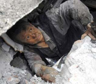 hromedia - Multiple earthquakes rattle northeast China