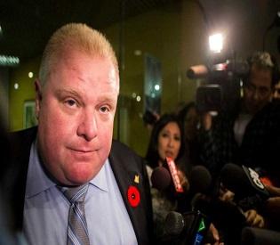 hromedia New video emerges of ranting Toronto mayor intl. news2