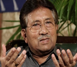 hromedia Pakistan to try ex-general Pervez Musharraf for treason intl. news1