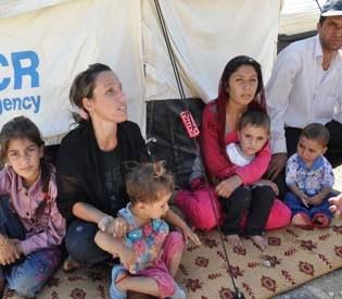 hromedia - Syria refugees scramble to prepare for Lebanon winter