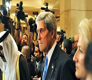 hromedia Syria says Kerry statements threaten peace talks arab uprising2