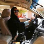 Saudi men work to put women behind wheels