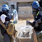 Chemical watchdog agrees Syria arsenal destruction plan