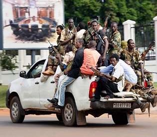 hromedia - 16 dead in fighting in C. African Republic capital