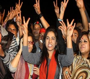 Bangladesh: celebration after Abdul Quader Molla execution