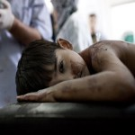 Five Syrian schoolchildren among 7 killed in Homs