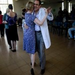 Argentines teach tango inside mental hospital