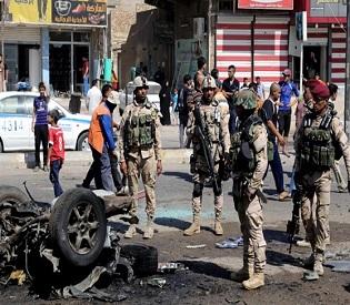 hromedia Dozens of people killed in latest violence to hit Iraq arab uprising2