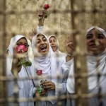Egypt court cuts sentences on Islamist women