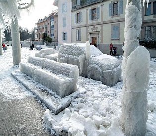 hromedia Ice storm leaves half a million without power in US, Canada; 24 dead intl. news2