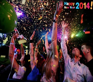 hromedia New Year's Eve celebrations around the world usher in 2014 intl. news2