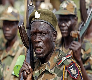 hromedia Peacekeeping reinforcements arrive in South Sudan amid ceasefire doubts intl. news2