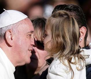 hromedia - Pope prays for 12 nuns abducted in Syria by rebels