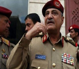 hromedia Suicide bomber attacks Yemen's defence ministry arab uprising2