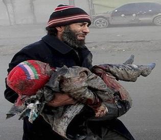 hromedia Syria activists say Aleppo air raids killed 100 arab uprising2