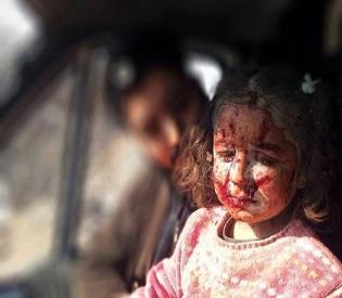 hromedia Syrian airstrike kills 21 in Aleppo arab uprising1