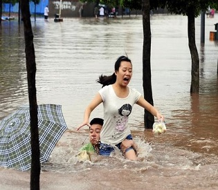hromedia 45 dead, almost a million displaced in Philippines floods intl. news2