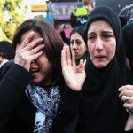 Lebanon: Anger erupts as Hezbollah mourns Beirut bomb victims