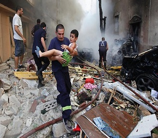 hromedia News Update Bomb near Syrian school kills 18 women, kids in Hama arab news2