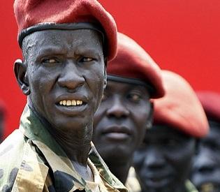 hromedia South Sudan army retakes key oil town, rebels deny intl. news2
