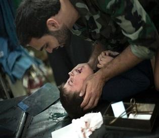 hromedia Syrian opposition threatens to boycott Geneva peace talks arab uprising2