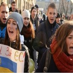 Tensions rise in Ukraine after PM pass protest-busting bill