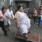 The Pandemic of Obesity in China